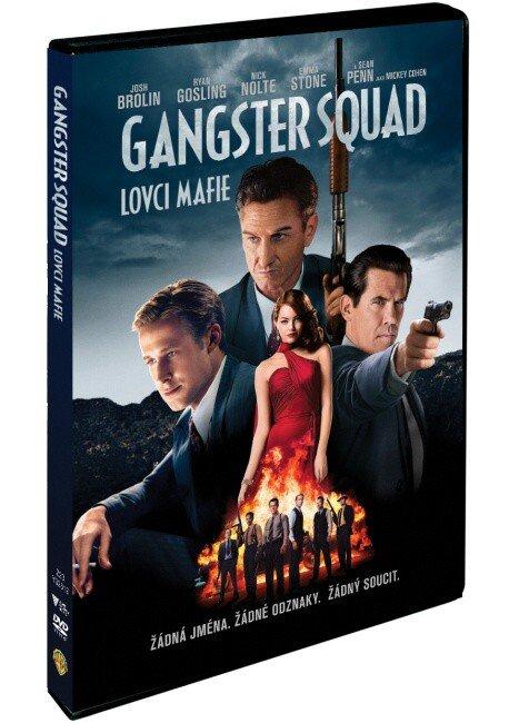 Gangster Squad - Lovci mafie (DVD)