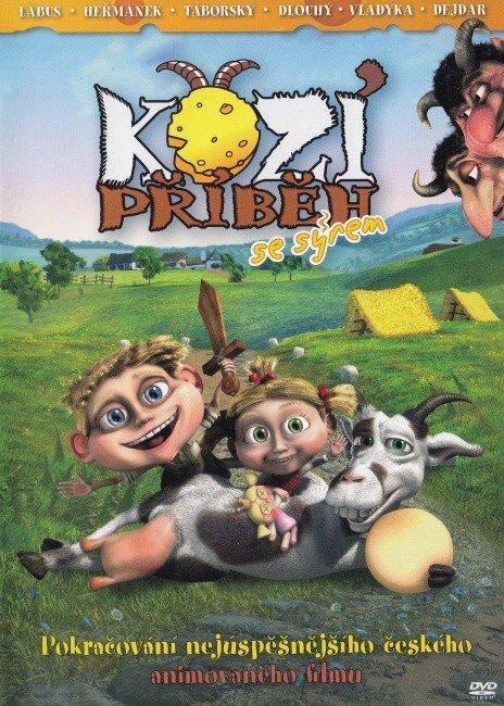 Kozí příběh se sýrem (DVD)