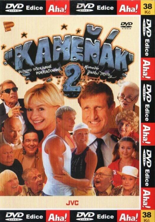 Kameňák 2 (DVD) (papírový obal)