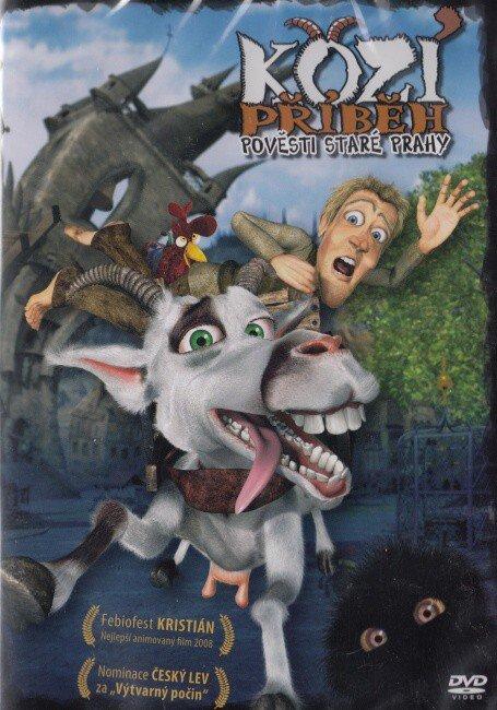 Kozí příběh - Pověsti staré Prahy (DVD)
