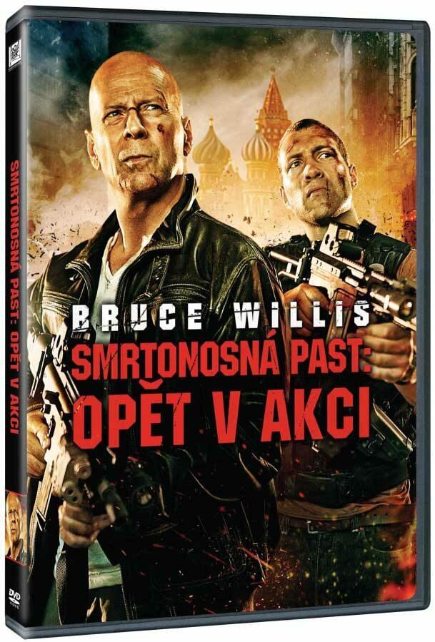 Smrtonosná past 5: Opět v akci (DVD)