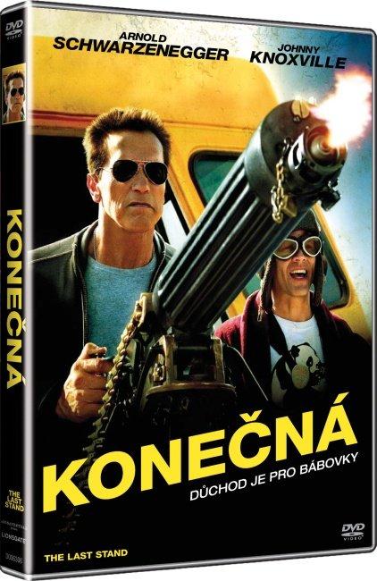 Konečná (DVD)