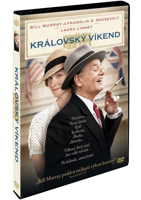 Královský víkend (DVD)