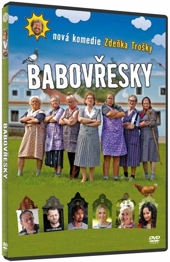 Babovřesky (DVD)