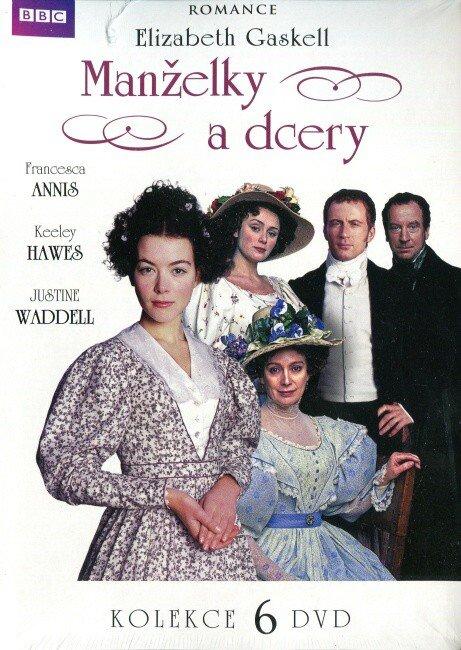 Manželky a dcery - 6 DVD (papírový obal)