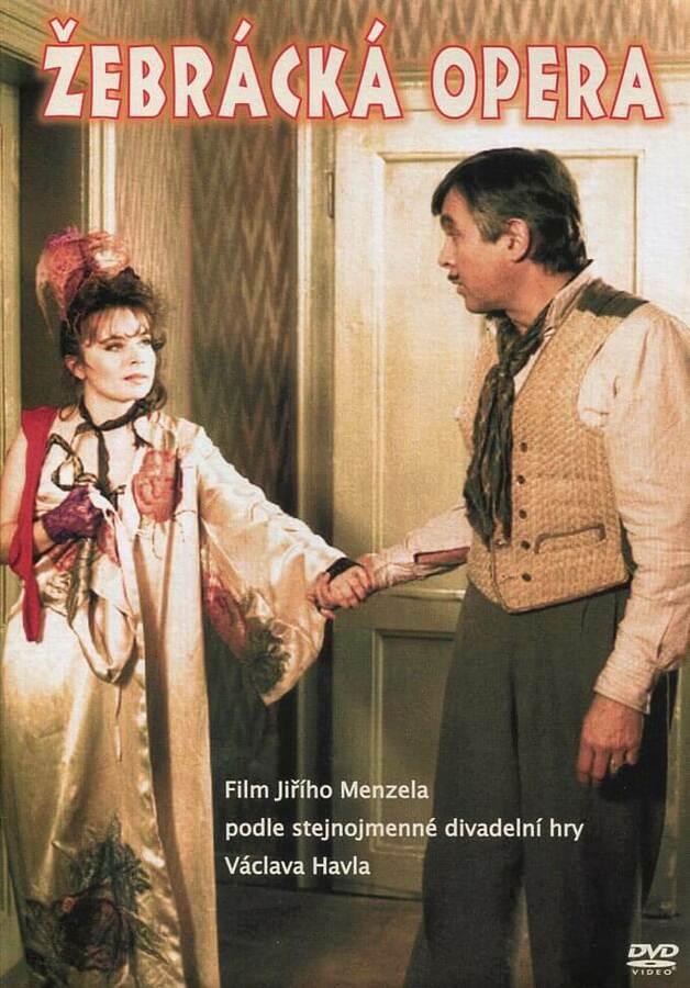 Žebrácká opera (DVD) (papírový obal)