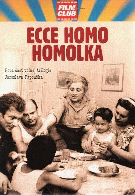 Ecce Homo Homolka (DVD) (papírový obal)