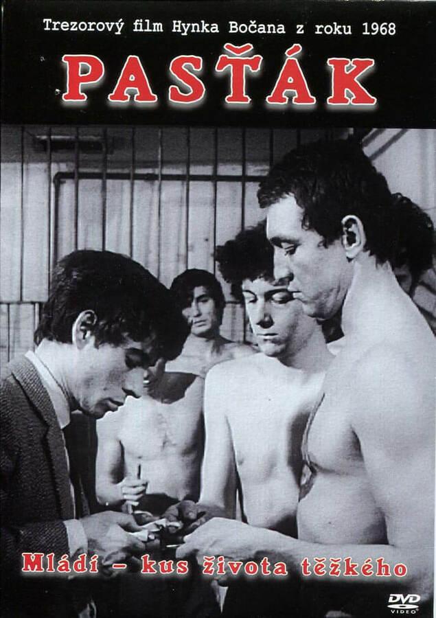 Pasťák (DVD) (papírový obal)