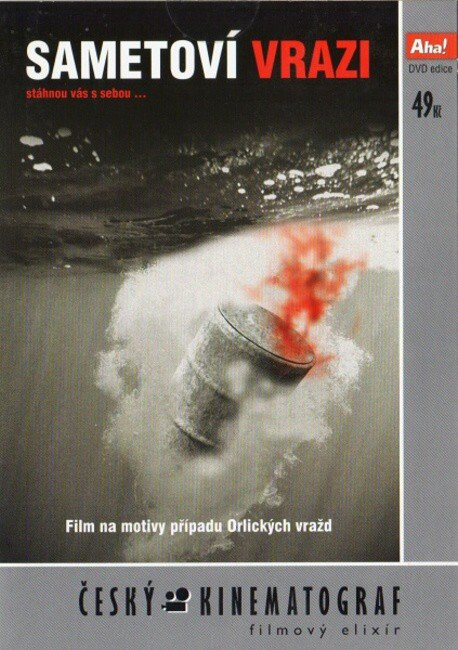 Sametoví vrazi (DVD) (papírový obal)
