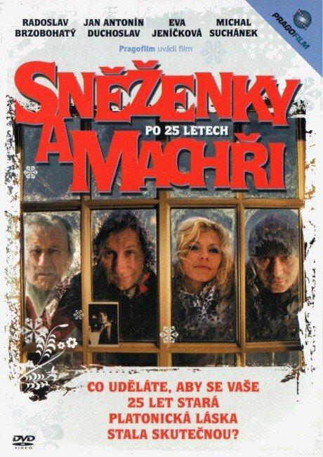 Sněženky a Machři po 25 letech (DVD) (papírový obal)