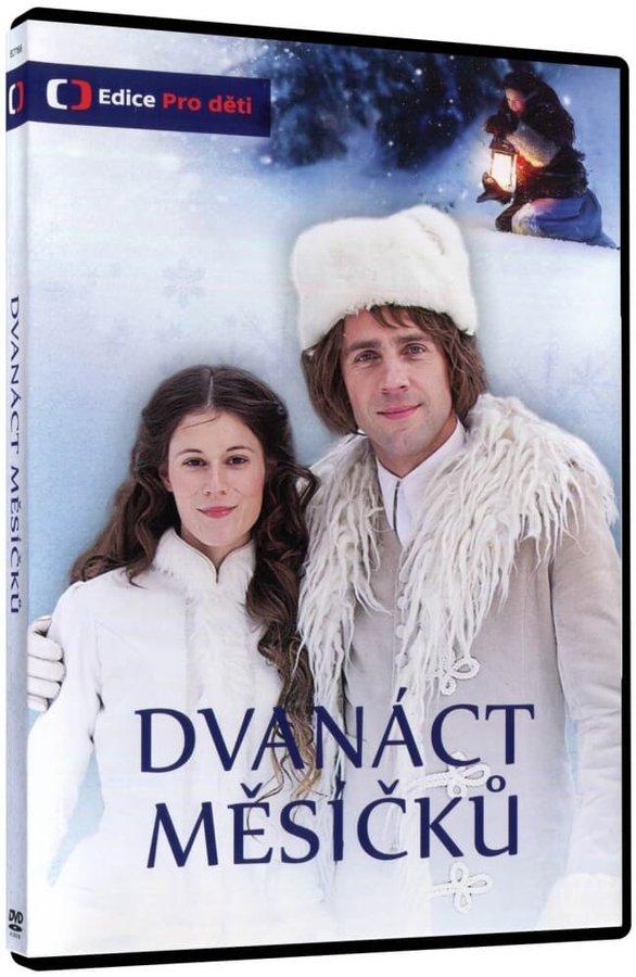 Dvanáct měsíčků (DVD) - česká pohádka