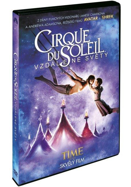 Cirque Du Soleil: Vzdálené světy (DVD) - české titulky
