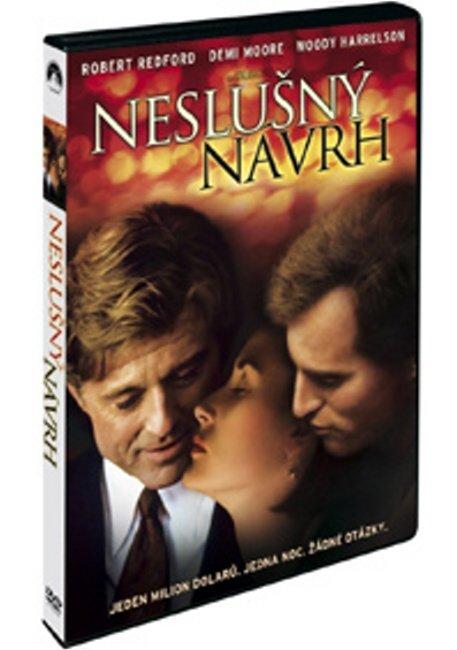 Neslušný návrh (DVD)