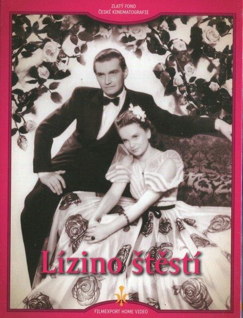 Lízino štěstí (DVD) - digipack