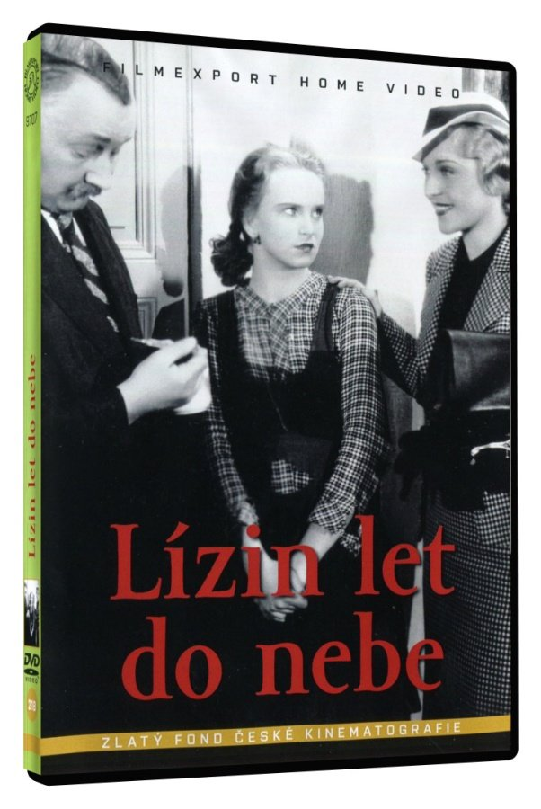 Lízin let do nebe (DVD)