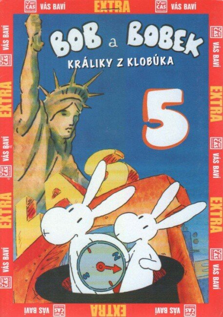 Bob a Bobek 5 (DVD) (papírový obal)