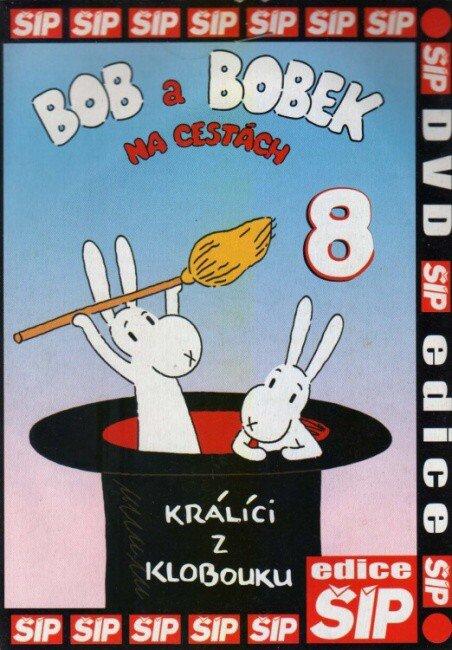 Bob a Bobek 8 (DVD) (papírový obal)