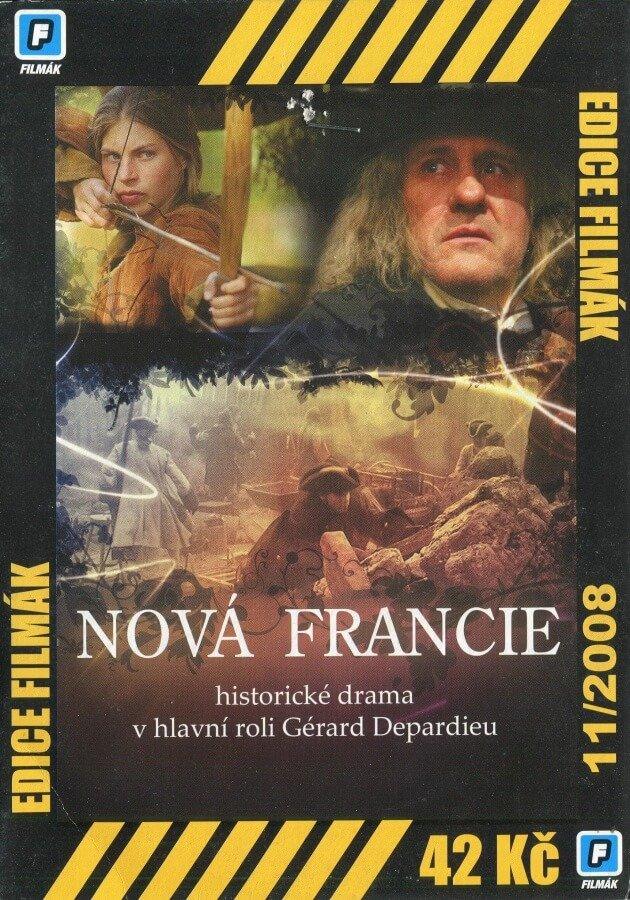 Nová Francie (DVD) (papírový obal)