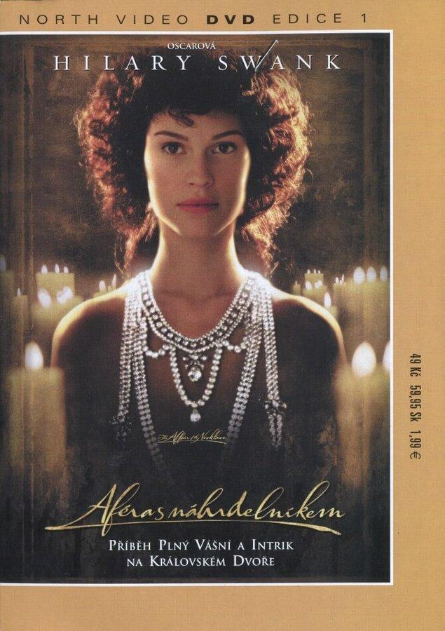 Aféra s náhrdelníkem (DVD) (papírový obal)