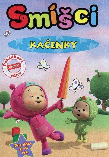 Smíšci: Kačenky (DVD) (papírový obal)