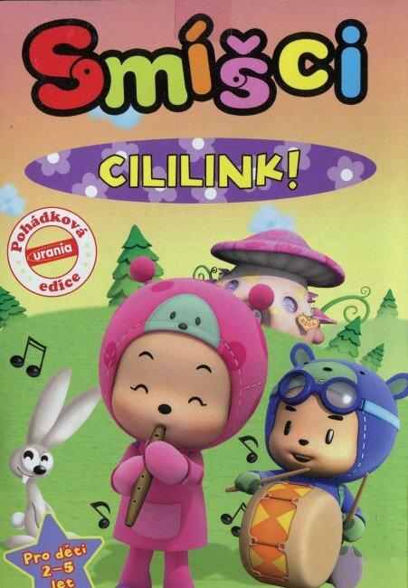 Smíšci: Cililink! (DVD) (papírový obal)
