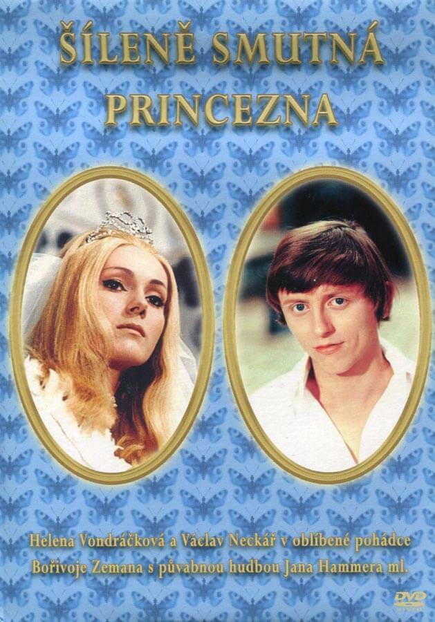 Šíleně smutná princezna (DVD) (papírový obal)
