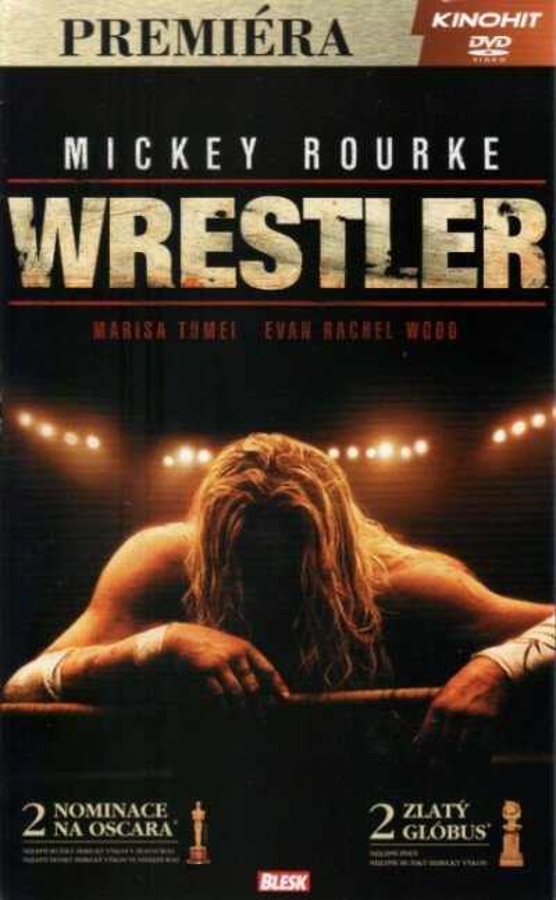 Wrestler (Mickey Rourke) (DVD) (papírový obal)