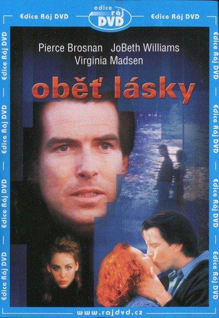Oběť lásky (DVD) (papírový obal)
