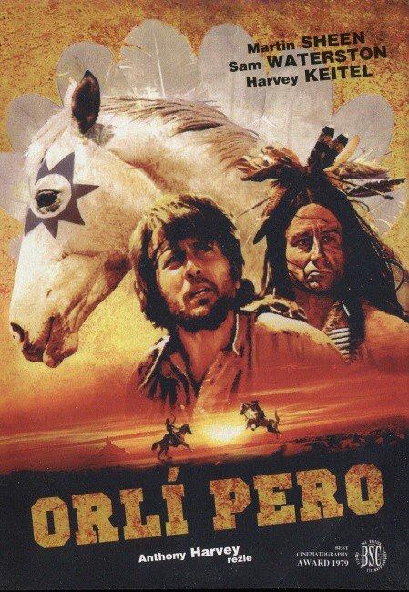Orlí pero (DVD) (papírový obal)