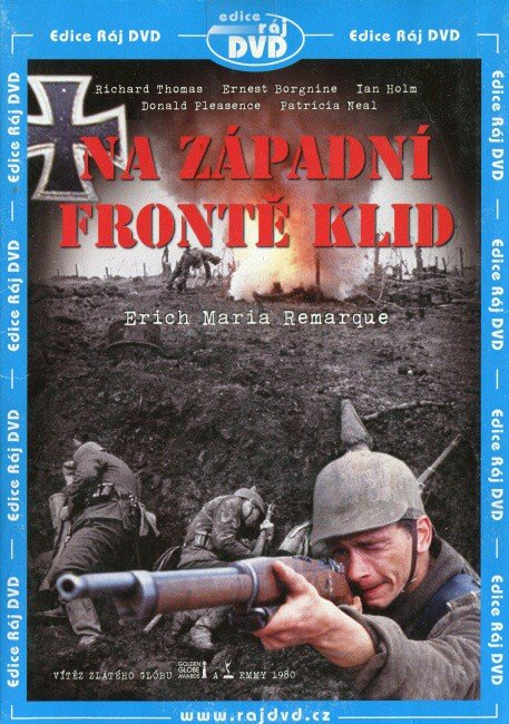 Na západní frontě klid (DVD) (papírový obal)