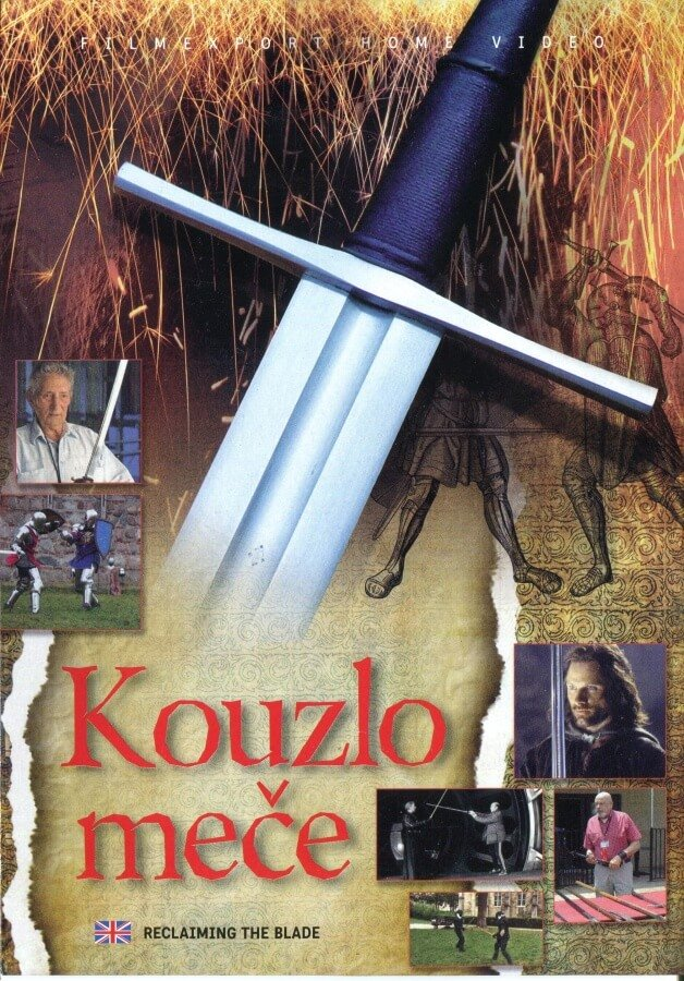 Kouzlo meče (DVD) (papírový obal)