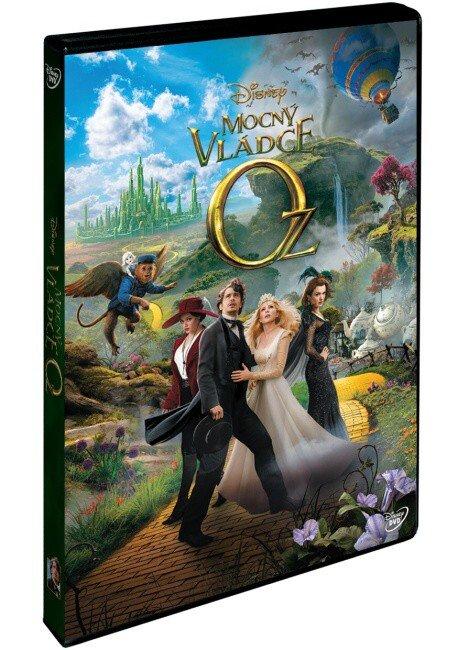 Mocný vládce Oz (DVD)