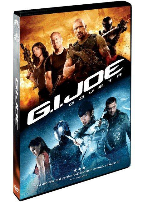 G.I. Joe 2: Odveta (DVD)