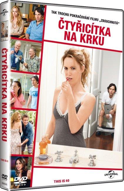 Čtyřicítka na krku (DVD)