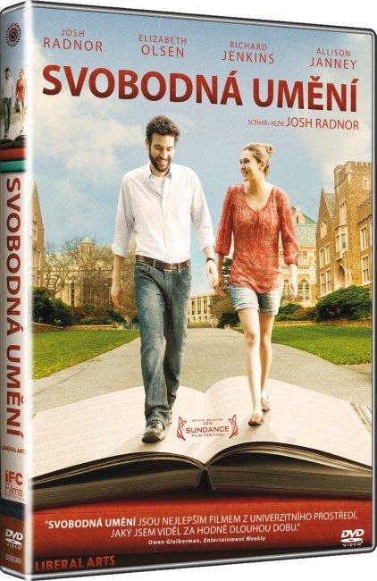 Svobodná umění (DVD)
