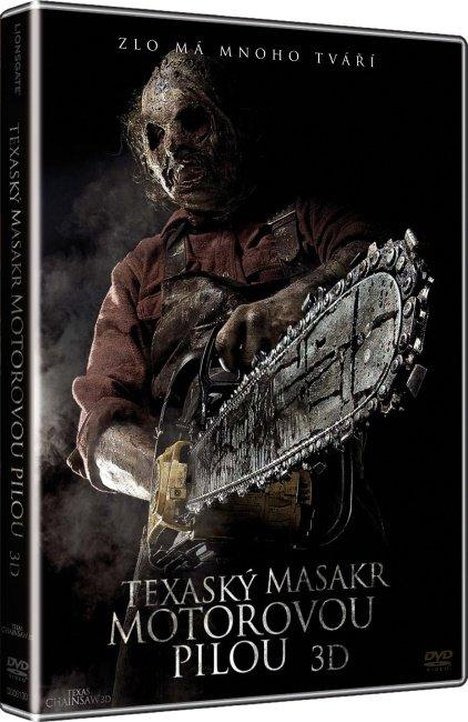 Texaský masakr motorovou pilou (2013) (DVD)