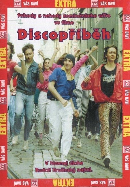 Discopříběh (DVD) (papírový obal)