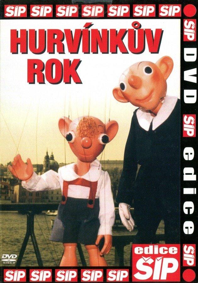 Hurvínkův rok (DVD) (papírový obal)