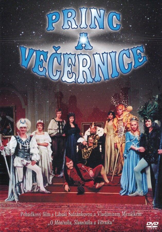 Princ a Večernice (DVD) (papírový obal)