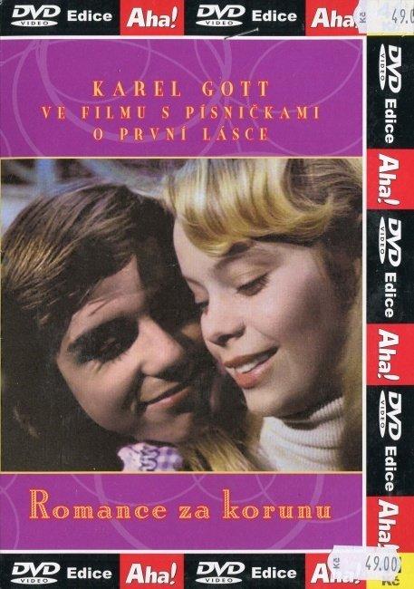 Romance za korunu (DVD) (papírový obal)