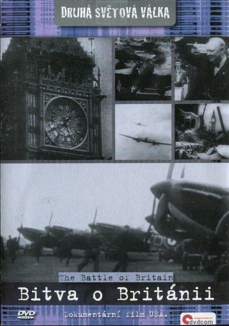 Bitva o Británii (DVD) (papírový obal)