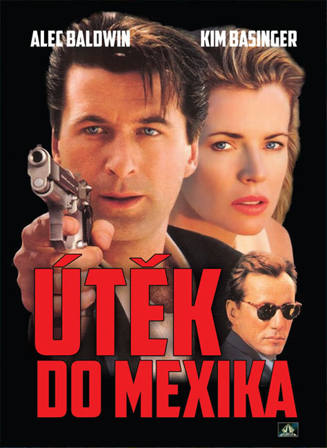 Útěk do Mexika (DVD) (papírový obal)