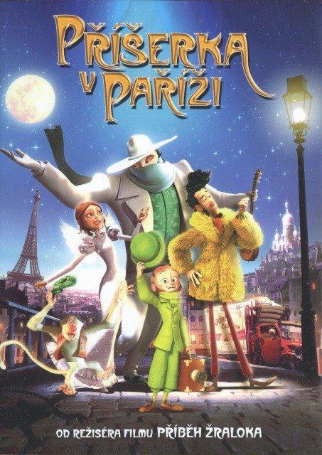 Příšerka v Paříži (DVD)