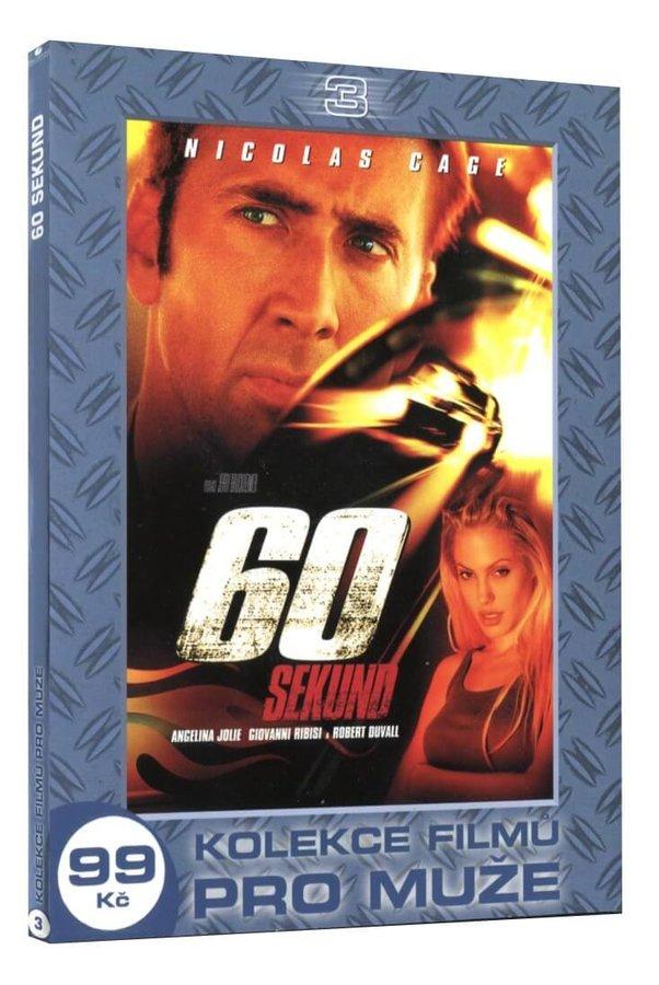 60 sekund (DVD) - digipack