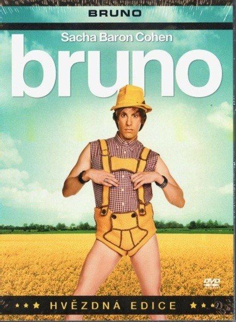 Bruno (DVD) - hvězdná edice