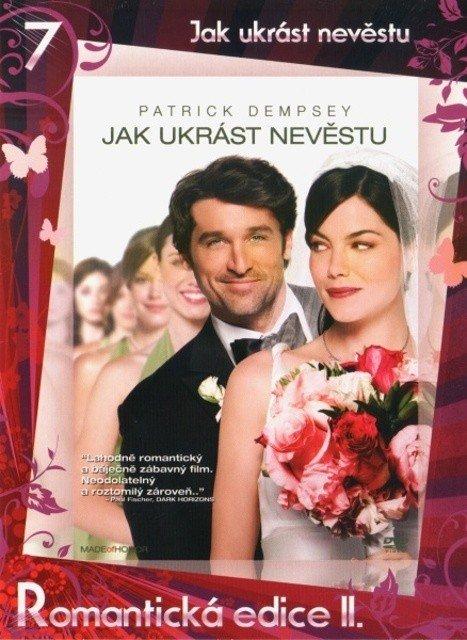 Jak ukrást nevěstu (DVD) - romantická edice II. - vyřazeno