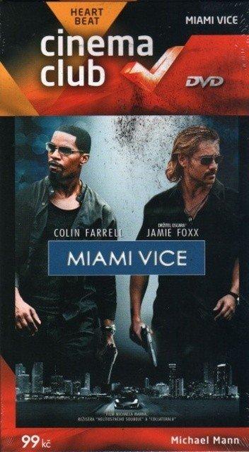 Miami Vice (DVD) - edice Cinema Club