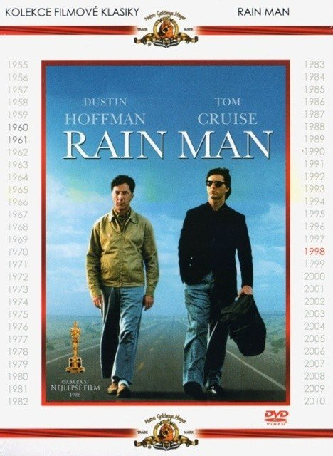 Rain Man (DVD) - kolekce filmové klasiky