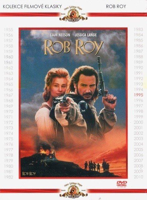 Rob Roy (DVD) - kolekce filmové klasiky - vyřazeno