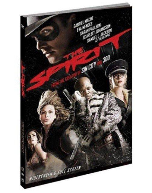 Spirit (DVD) - výprodej